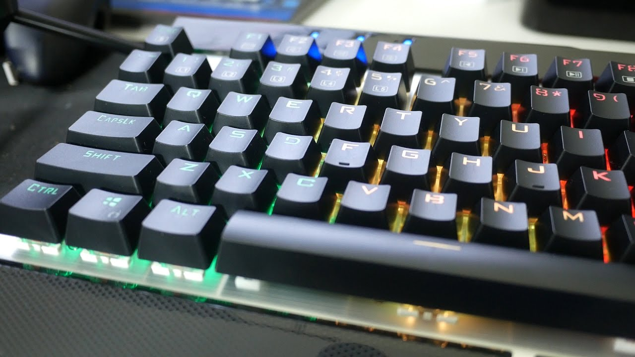 5 Reasons to Buy a Mechanical Keyboard!!!