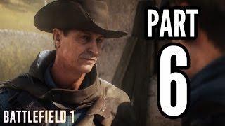 ► Battlefield 1 SP | #6 | Beduínská žena | CZ Lets Play / Gameplay [1080p] [PC]