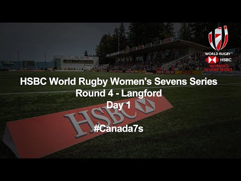 LIVE: HSBC World Rugby Women's Sevens Series 2018 - Langford Day 1