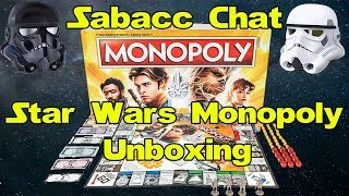 Star Wars Monopoly Unboxing and How To Play