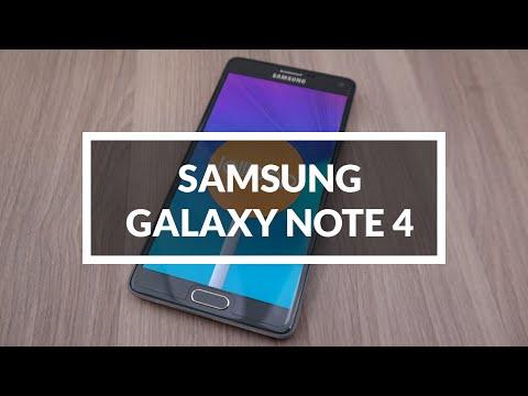 Samsung Galaxy Note 4 Lollipop Android 5.0 Problem z baterią rozwiązany? | Robert Nawrowski