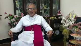 Gambar cover ARCHBISHOP EASTER MESSAGE 2019