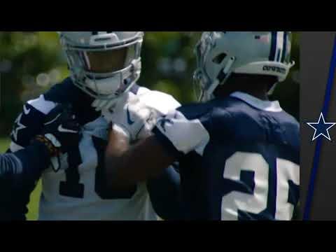 The Dallas Cowboys | Michael Irvin Offering Wisdom To CEDRICK WILSON  4k ᴴᴰ