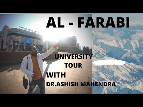 Al farabi Kazakh national university Kazakhstan Episode 1 by Dr. ashish mahendra #mbbs in Kazakhstan