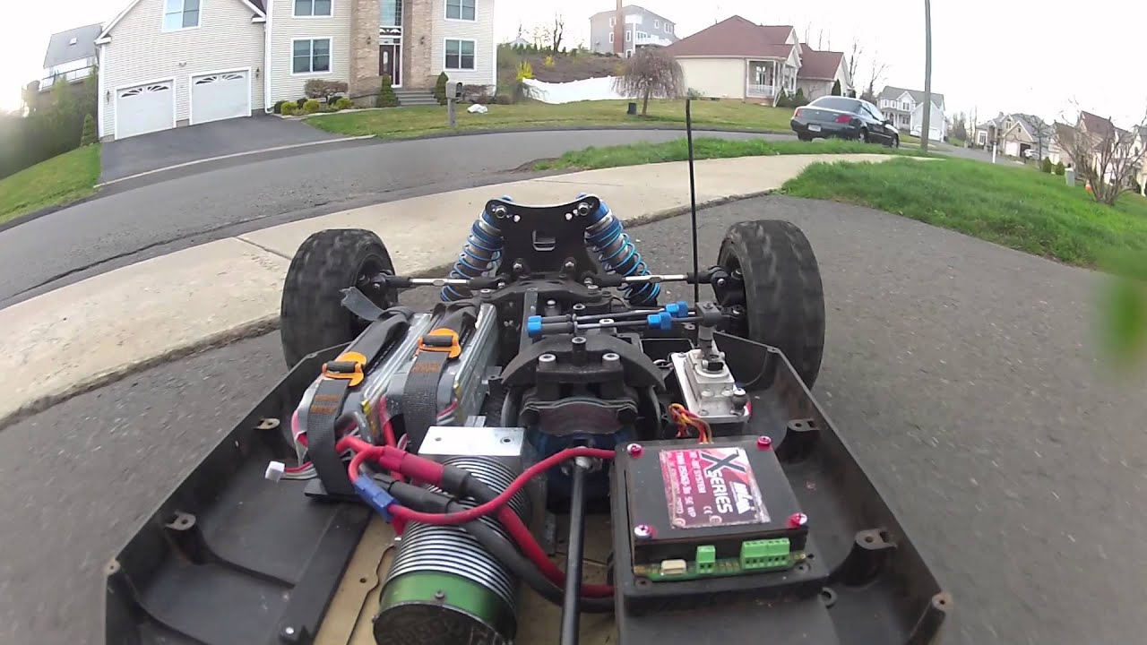 Rcmadness 5t Brushless Most Powerful 5t In The World 13 Hp