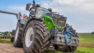 FENDT 1050 Traktor | Lohnunternehmen Agrarservice MV | Kaweco  Double Twin Shift