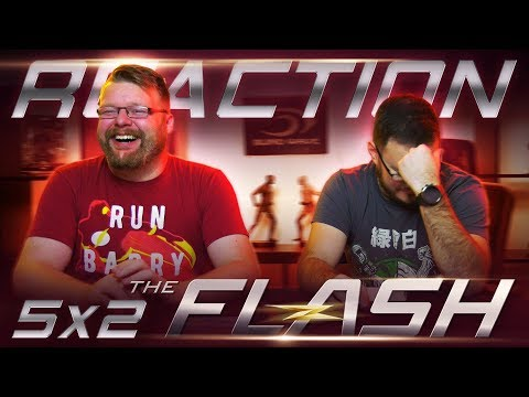 The Flash 5x2 REACTION!!
