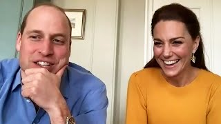 video: The Duchess of Cambridge wears Zara to offer a lesson in Zoom style