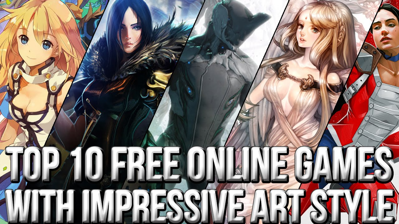 Top 10 Free Online Games With Impressive Art Style | FreeMMOStation ...