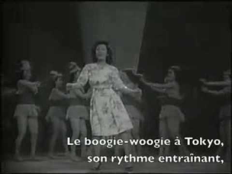 Tokyo Boogie Woogie - Shizuko Kasagi (1947)
