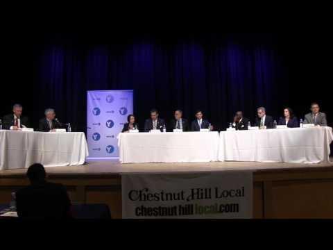 Philly DA Debate 3-23