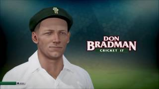 Don Bradman Cricket 17 vs Don Bradman Cricket 14 | What is the Better Game?