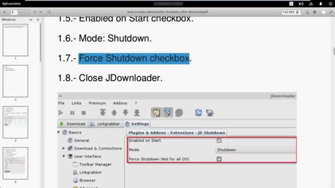 Jdownloader Shutdown Pc After Download - equipmentdertno's blog