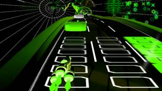 [Audiosurf] dj MAX STEROID - [E] (Extended Mix) (Mono Pro)