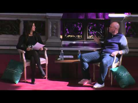 THE INTERVIEW with Tom Kerridge at #AWEurope 2015 (The Lighthouse Company)
