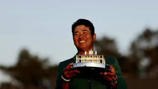 Japan's Matsuyama Makes History As Masters Champ