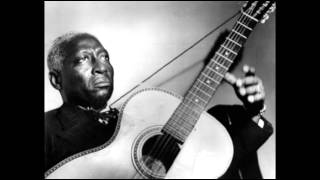 Lead Belly - The Red Cross Store Blues