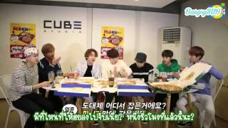 [ThaiSub] BTOB - Pizza Heaven (ตอนที่ 1)