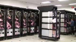 Manufacturing a Cray supercomputer