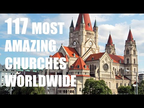 MOST AMAZING CATHOLIC CHURCHES WORLDWIDE