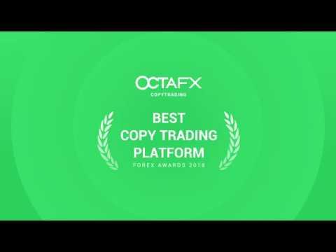 OctaFX Copytrading: Android app tutorial