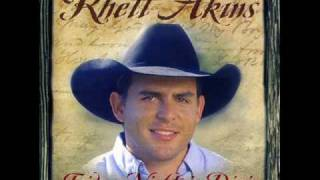 Rhett Akins - I Wonder What You