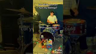 Bulletproof - La Roux (Drum Cover)