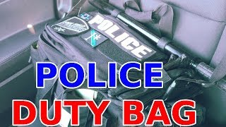 COP Duty Bag: What's Inside?
