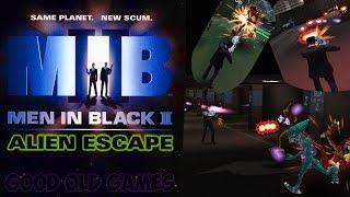 Men in Black II: Alien Escape - Gameplay GC HD