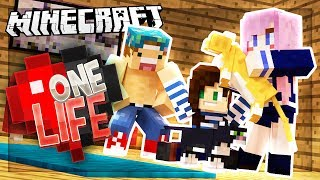 THE NEW CAT CAFE! | One Life SMP #26