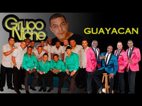 GRUPO NICHE VS GUAYACAN ORQUESTA