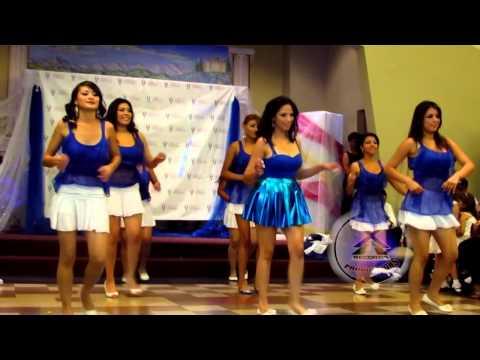 Miss Independencia El Salvador 2012-2013 Baile