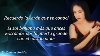Ana Gabriel Con Un Mismo Corazon Letra Youtube
