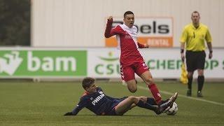 23-01-2016: PSV O17 - FC Utrecht O17