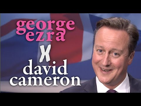 David Cameron checks