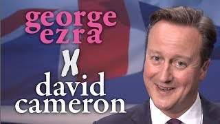 David Cameron checks in from Nice | George Ezra x Brexit Video