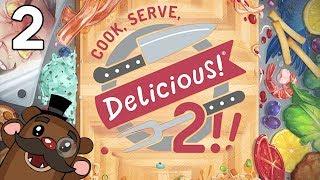 Baer Plays Cook, Serve, Delicious! 2!! (Ep. 2) - Experimentation