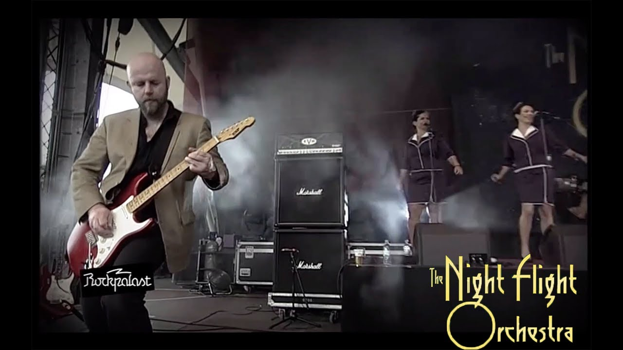 Download THE NIGHT FLIGHT ORCHESTRA - Something Mysterious - Live at Rock Hard Festival 2017