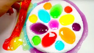 Is This Colorful Slime Video Cool Or Unsettling? | What's Trending Now