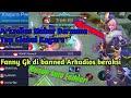 Fanny Arkadios Menggila Sampai Musuh Fedeer - Mobile Legend Indonesia