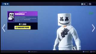 *NEW STORE* FROM FORTNITE JANUARY 31! (MARSHMELLO SKIN, NEW EMOTES, ETC)