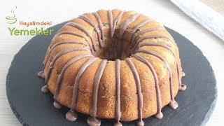 Bu Kek Tarifini Bayılacaksınız Krema Dolgulu SÜPRİZ KEK TARİFİ - Dolgulu Kek Nasıl Yapılır