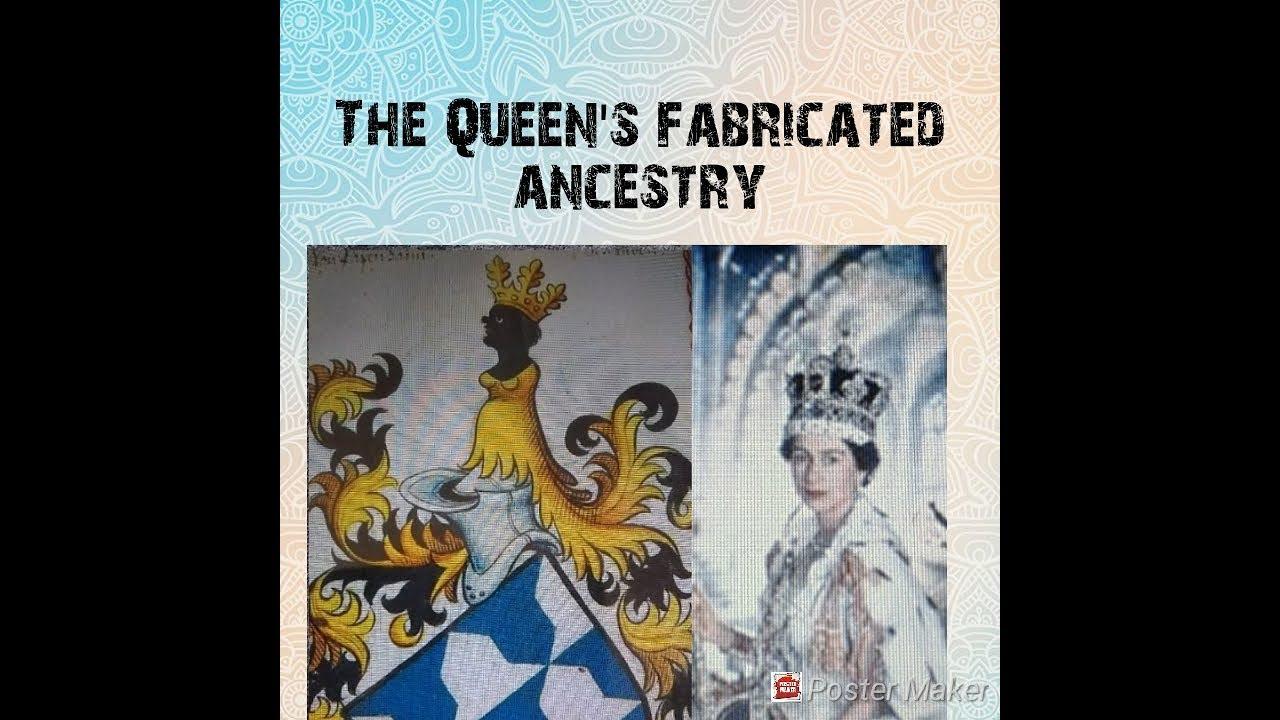 FAKE EUROPEAN GENEALOGY CHARTS & FABRICATED ROYAL ANCESTRY