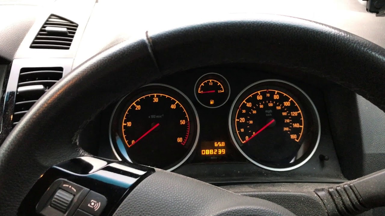 Vauxhall Zafira 1 6 Starter Motor Location  Classycloudco