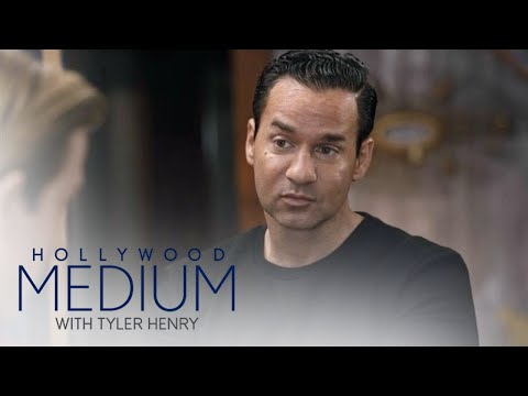 "Mike ""The Situation"" Sorrentino Gets a Reading Before Jail 