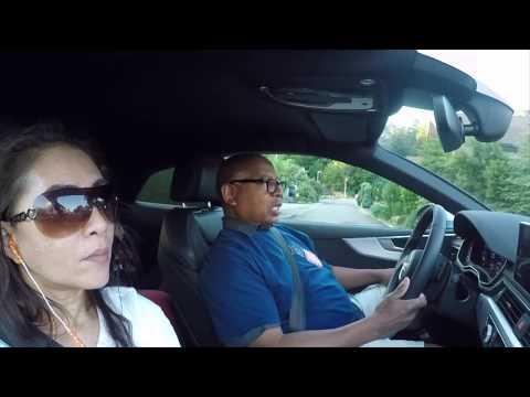Crusin' Autobahn @ 130-MPH To Stuttgart Germany - Vlog 027