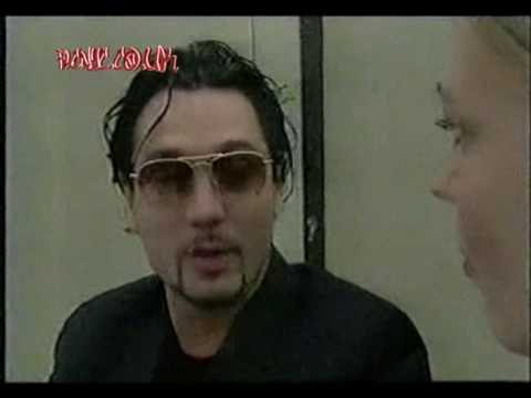 Huey interviewed at T in the Park 99