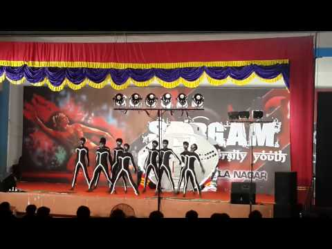 Video Choreography by Marines Sargam 2014
