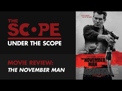 Under The Scope | Movie Review: The November Man