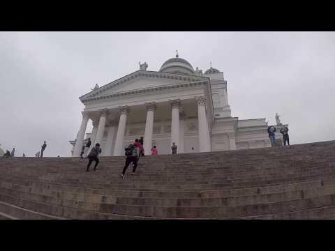 Stockholm & Helsinki